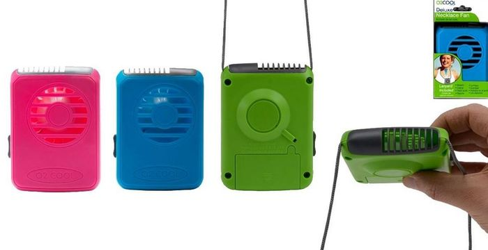 Very Small Personal Fans : Neck fans handheld and other mini the ultimate