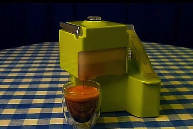 Nomand Portable Green Coffee-Machine