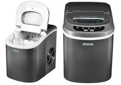 4.1 Avalon Bay AB ICE26S Portable Ice Maker Review