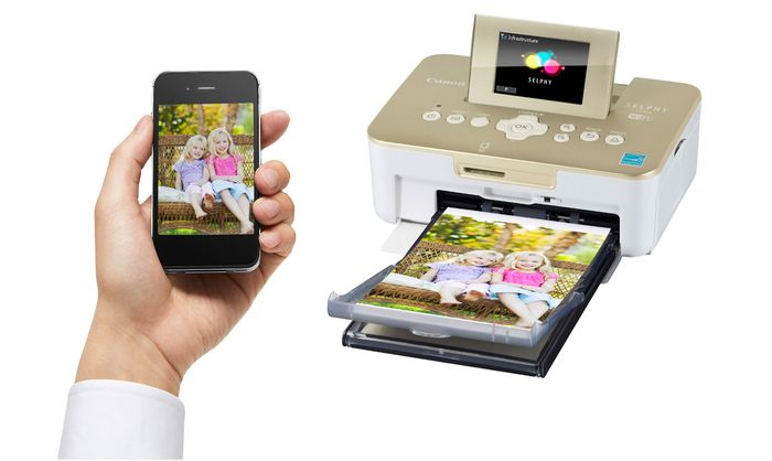 Canon Portable Printer >> Mobile Printers For A Car Or Travel - Wireless, Photo, Dedicated And Robotic Printers