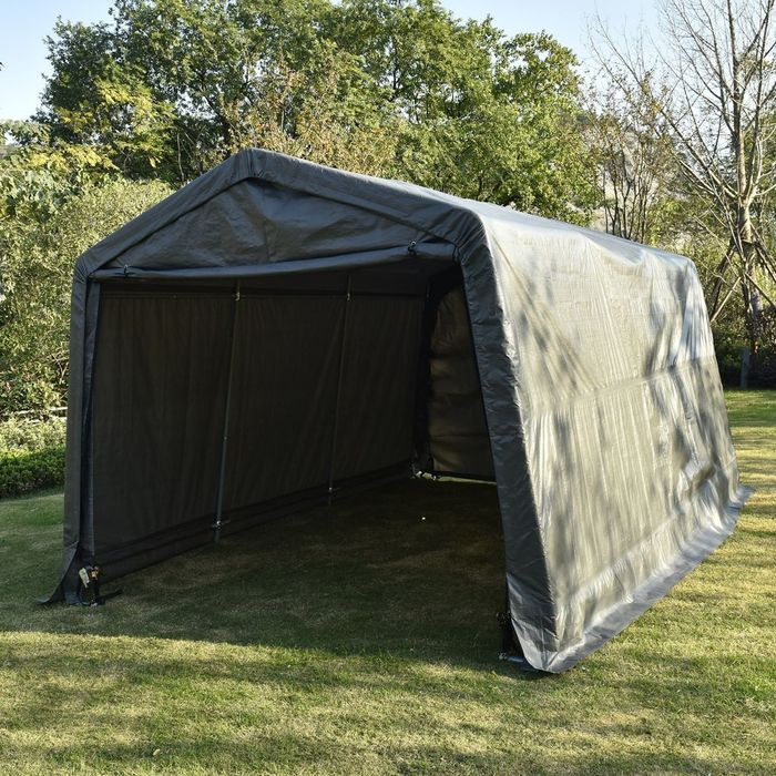 & 10 Portable Carport Shelters to Take Care of Your Car