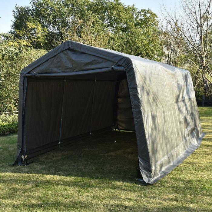 Shade Tree Tents And Carports Amp Portable Garages Temporary