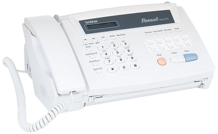 fax machine portable