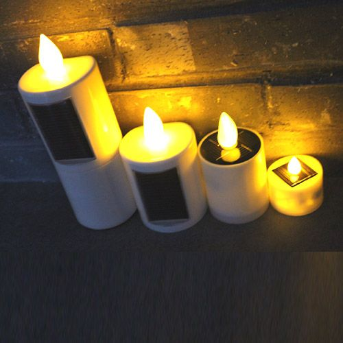 Solar Candles Buying Guide For Outdoor Or Special